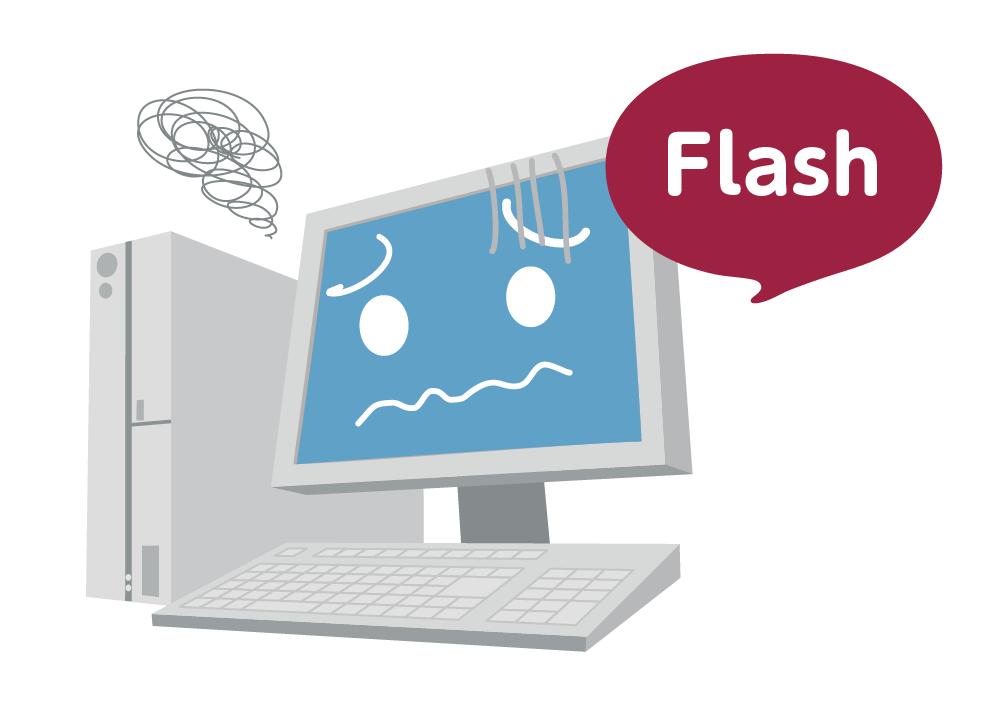 FlashからHTML5へ